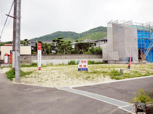 熊本市東区 大津町 土地情報 分譲地 不動産 ヤマックス