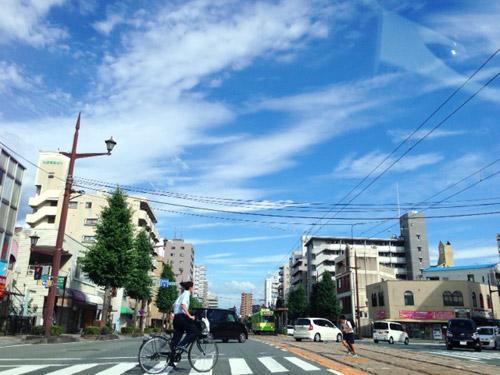 1407ヤマックスKAB住宅展示場-8水前寺電車通り.jpg
