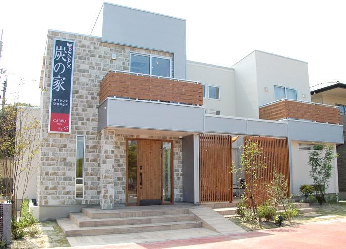 1409ヤマックスの家-KAB住宅展示場