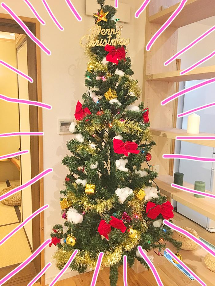 /ヤマックスyamax新築炭の家熊本クリスマスツリー4.jpg