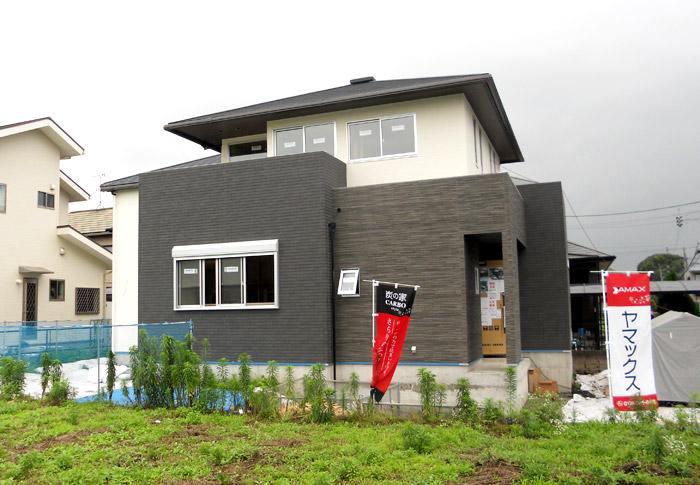 4ヤマックスの家-カーボ炭の家-外壁工事.jpg