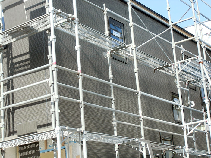 ヤマックス炭の家上棟式大津引水分譲地S様邸5外壁.jpg