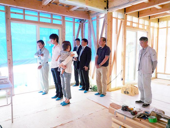 ヤマックス炭の家上棟式熊本市北区武蔵ケ丘F様邸1.jpg