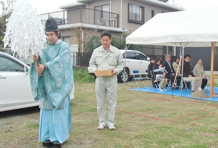 ヤマックス炭の家地鎮祭熊本市戸島K様邸2.jpg