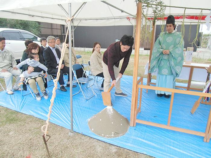 ヤマックス炭の家地鎮祭熊本市戸島K様邸3.jpg