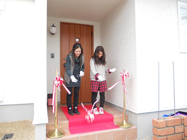 ヤマックスyamax家引き渡し熊本市南区h邸