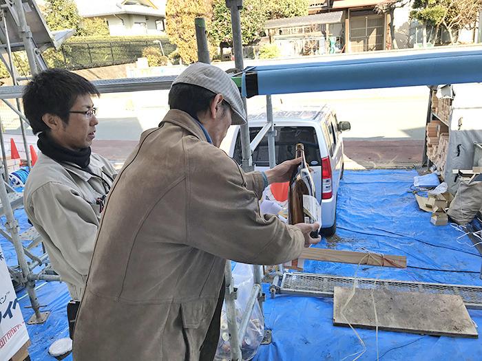 ヤマックスyamax家新築二世帯住宅熊本MM邸上棟式2.jpg