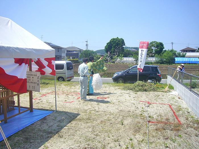 ヤマックスyamax家新築光の森分譲地地鎮祭3.jpg
