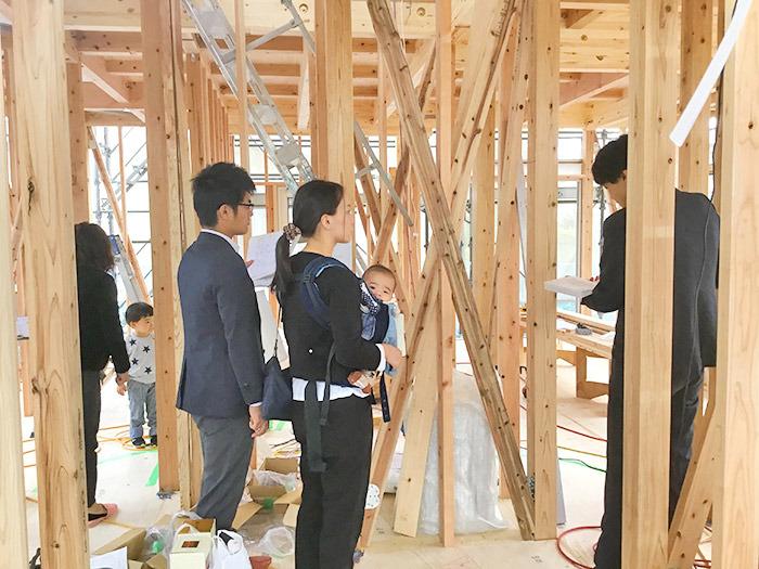 ヤマックスyamax家新築熊本市山室分譲地H邸上棟式1.jpg