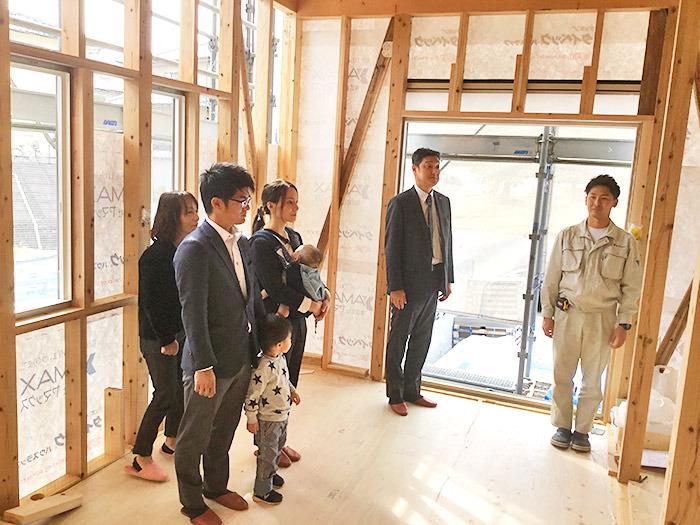 ヤマックスyamax家新築熊本市山室分譲地H邸上棟式3.jpg