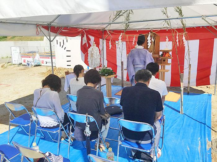 ヤマックスyamax家新築熊本市山室分譲地H邸地鎮祭1.jpg