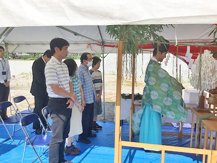 ヤマックスyamax家新築熊本市山室分譲地H邸地鎮祭2.jpg