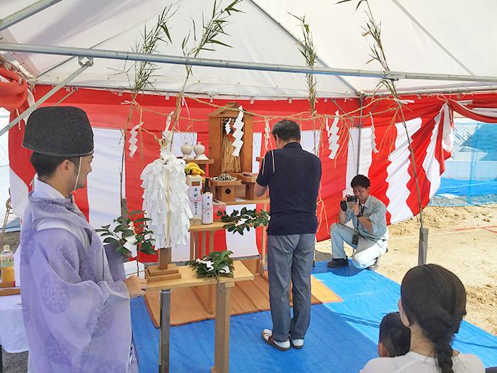 ヤマックスyamax家新築熊本市山室分譲地H邸地鎮祭5.jpg