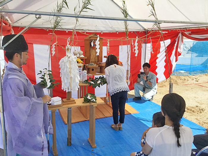 ヤマックスyamax家新築熊本市山室分譲地H邸地鎮祭7.jpg
