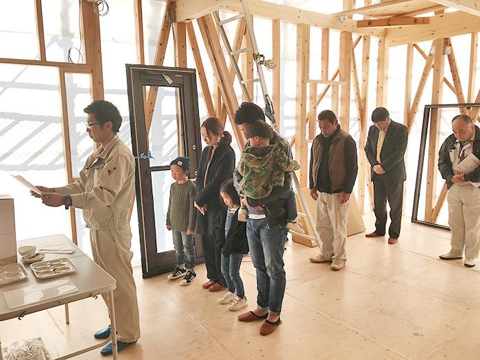 ヤマックスyamax新築炭の家ヴィンテージTH邸上棟式2.jpg