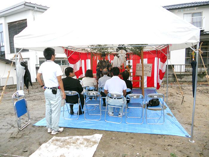ヤマックスyamax新築炭の家合志市須屋O邸地鎮祭2.jpg