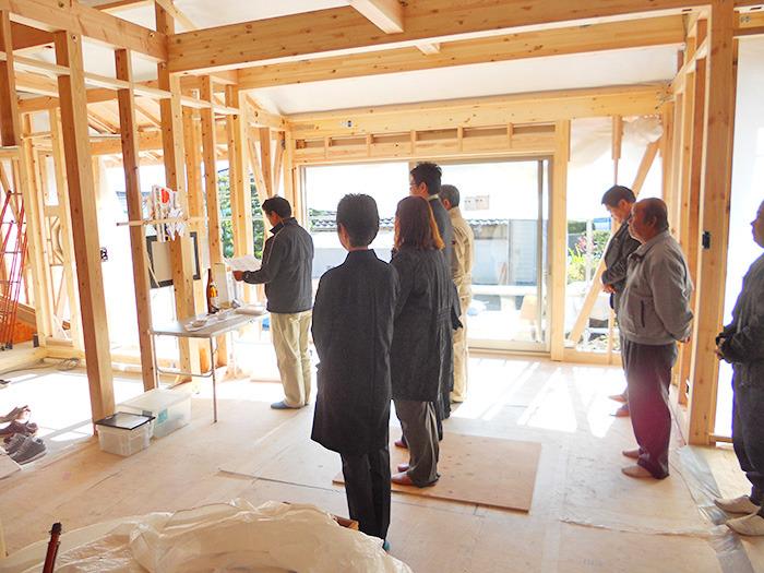 ヤマックスyamax新築炭の家嘉島町M邸上棟式2.jpg