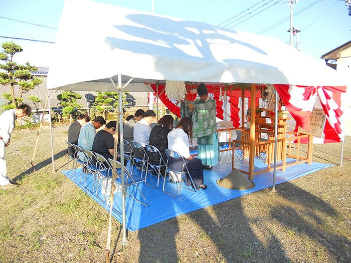 ヤマックスyamax新築炭の家嘉島町M邸地鎮祭3.jpg