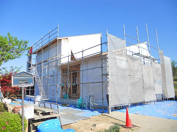 ヤマックスyamax新築炭の家城南町O邸上棟式1.jpg