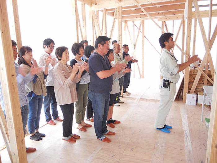 ヤマックスyamax新築炭の家城南町O邸上棟式4.jpg