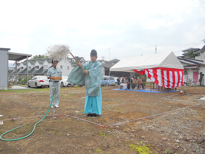 ヤマックスyamax新築炭の家平家熊本地震N邸地鎮祭3.jpg