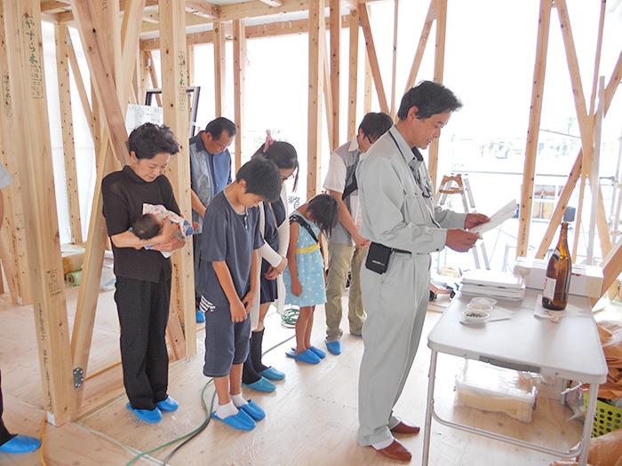 ヤマックスyamax新築炭の家熊本市上棟式4.jpg