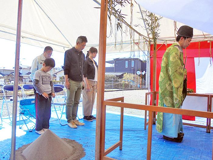 ヤマックスyamax新築炭の家熊本市佐土原T邸地鎮祭1.jpg