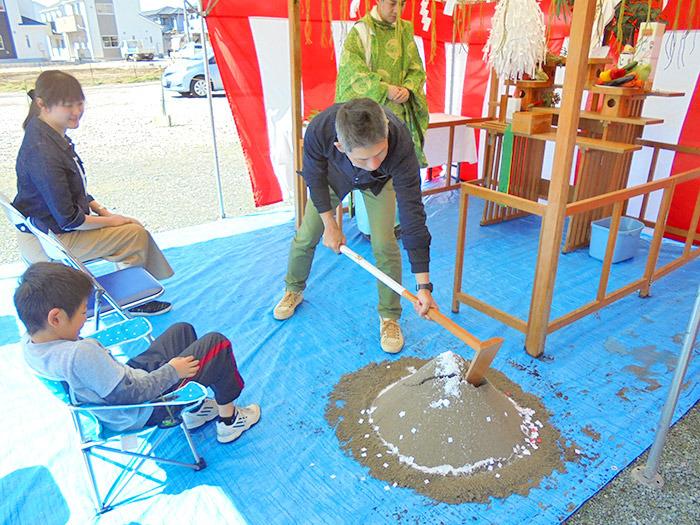 ヤマックスyamax新築炭の家熊本市佐土原T邸地鎮祭2.jpg