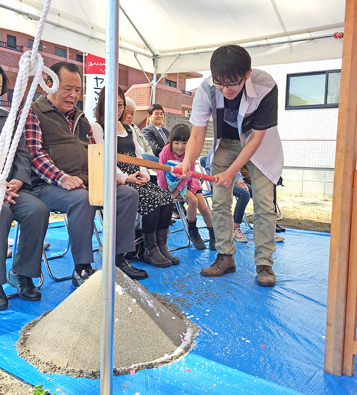 ヤマックスyamax新築炭の家熊本市地鎮祭4.jpg