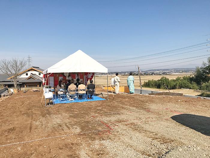 ヤマックスyamax新築炭の家熊本FN邸地鎮祭2.jpg