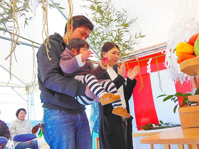 ヤマックスyamax新築炭の家菊池郡大津町S邸地鎮祭3.jpg
