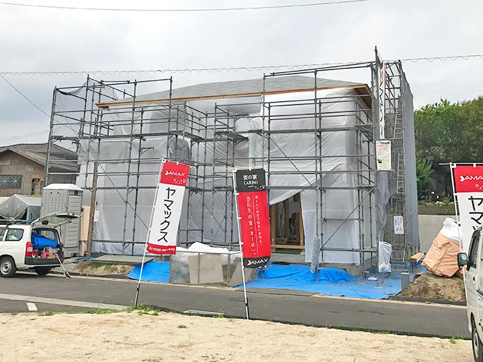 ヤマックスyamax新築炭の家須屋駅T邸上棟式1.jpg