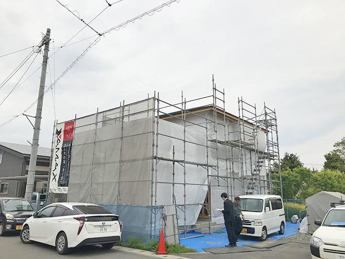 ヤマックスyamax新築熊本炭の家嘉島町U邸上棟式1.jpg