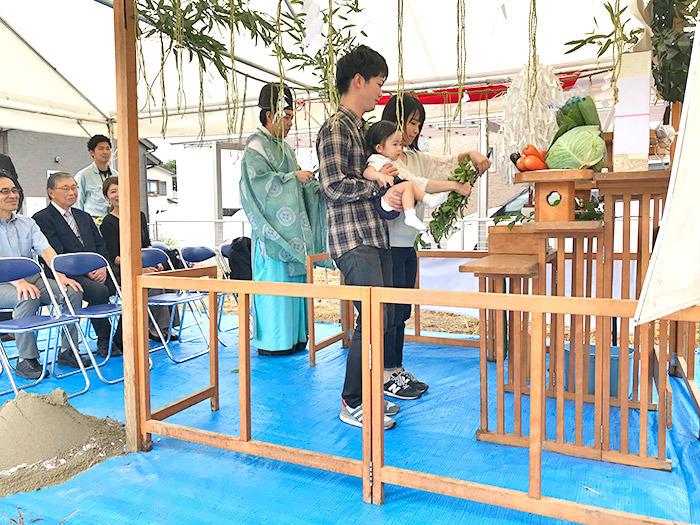 ヤマックスyamax新築熊本炭の家須屋駅東分譲地I邸地鎮祭3.jpg