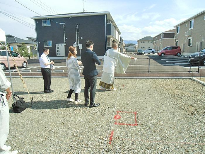 ヤマックスyamax新築熊本炭の家八代古閑中町K邸地鎮祭2.jpg