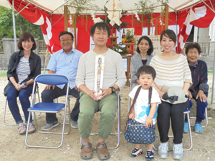 ヤマックスyamax新築熊本炭の家城南町K邸地鎮祭3.jpg