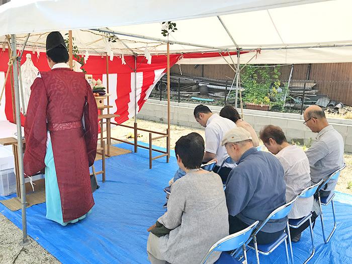 ヤマックスyamax新築熊本炭の家熊本市北区U邸地鎮祭2.jpg