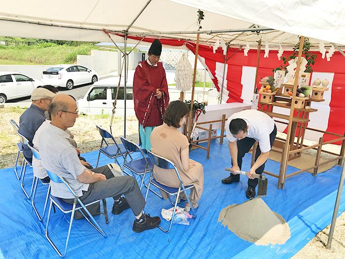 ヤマックスyamax新築熊本炭の家熊本市北区U邸地鎮祭4.jpg
