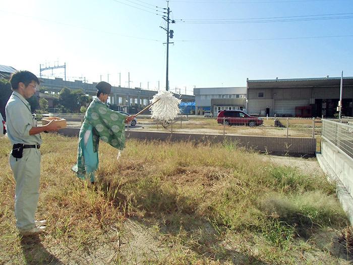 ヤマックスyamax新築熊本炭の家熊本市南区富合N邸地鎮祭1.jpg