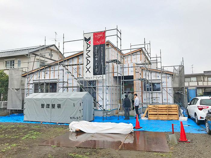ヤマックスyamax新築熊本炭の家熊本市南区O邸上棟式1.jpg