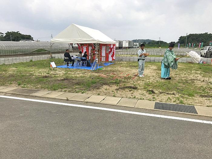 ヤマックスyamax新築熊本炭の家熊本市南区T様邸地鎮祭2.jpg