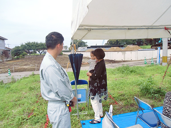 ヤマックスyamax新築熊本炭の家熊本市東区小山H邸地鎮祭1.jpg