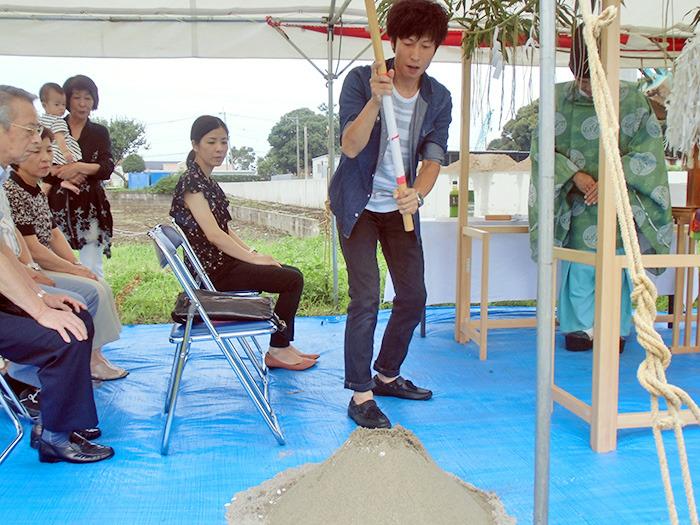 ヤマックスyamax新築熊本炭の家熊本市東区小山H邸地鎮祭3.jpg