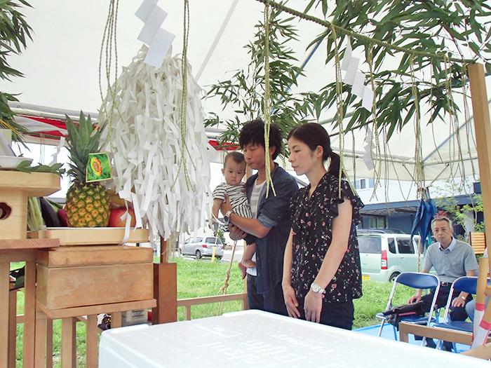 ヤマックスyamax新築熊本炭の家熊本市東区小山H邸地鎮祭4.jpg