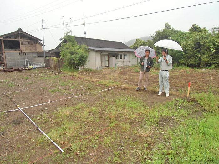 ヤマックスyamax新築熊本炭の家球磨郡山江村K邸地鎮祭1.jpg