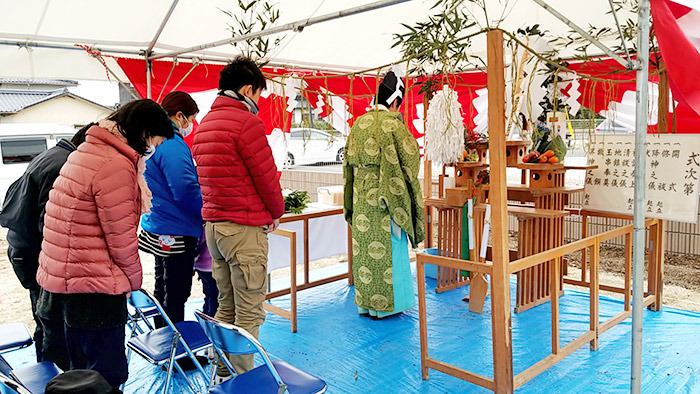 ヤマックスyamax新築熊本炭の家益城町小池N邸地鎮祭2.jpg