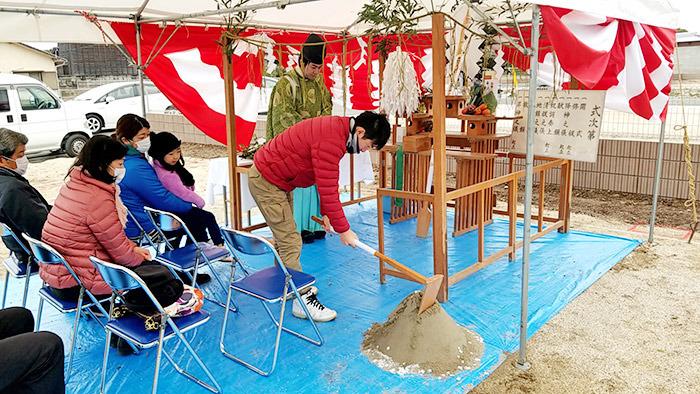 ヤマックスyamax新築熊本炭の家益城町小池N邸地鎮祭4.jpg