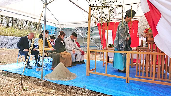 ヤマックスyamax新築熊本炭の家菊池郡菊陽町にじの森K邸地鎮祭2.jpg