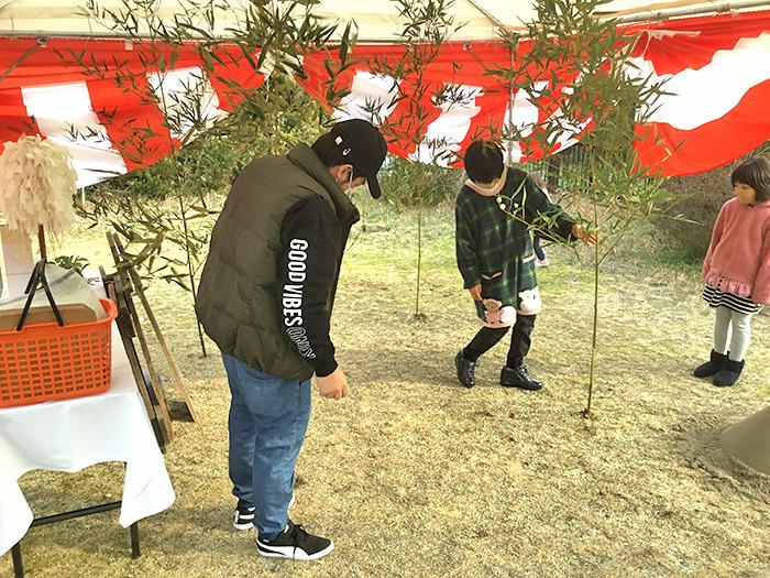 ヤマックスyamax新築熊本炭の家長洲町T邸地鎮祭1.jpg