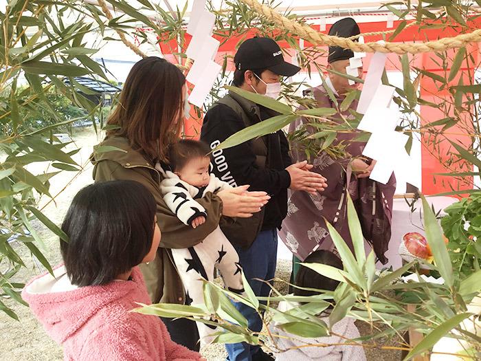 ヤマックスyamax新築熊本炭の家長洲町T邸地鎮祭5.jpg